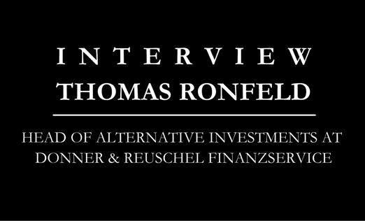 Interview and Conversation with Thomas Ronfeld