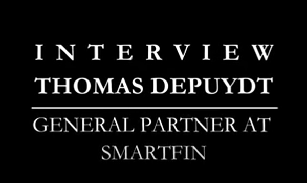 Video blog with Thomas Depuydt from Smartfin